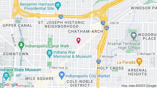 Nestle Inn Map