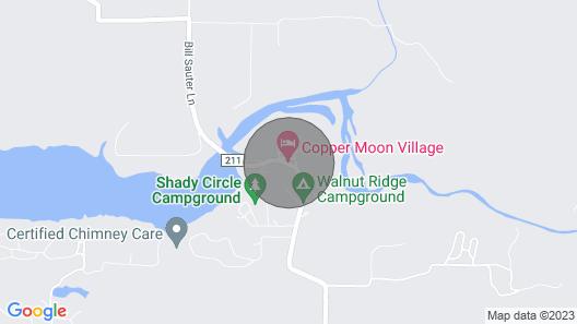 Greencastle Tiny House, Walk to Raccoon Lake! Map