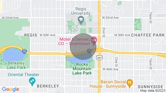 Loftium Cozy & Spacious 2BR Suite in an Amazing Location! Map