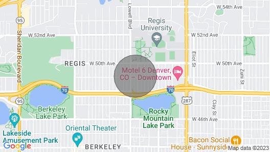Loftium Clean & Chic Suite in Berkeley Near Regis! Map