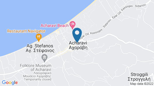 Tzilios Studios Map