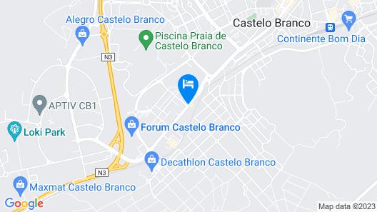 Oliveira House Map