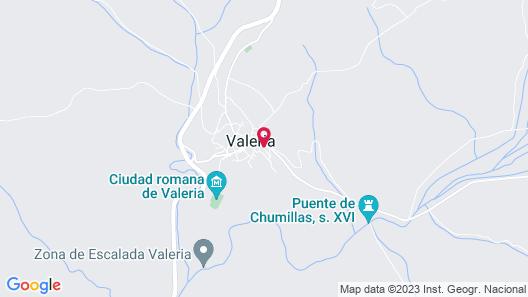 Casa rural La Quinta de Malu Map