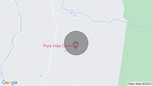 Ovr's Pura Vida- Beautiful Lodge Located IN Ohiopyle State Park! Map