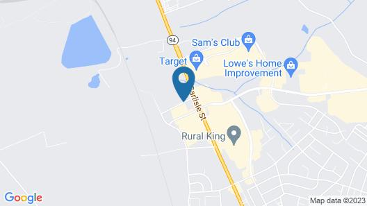 Super 8 by Wyndham Hanover Map