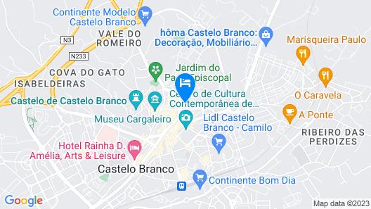 Hotel Império do Rei  Map