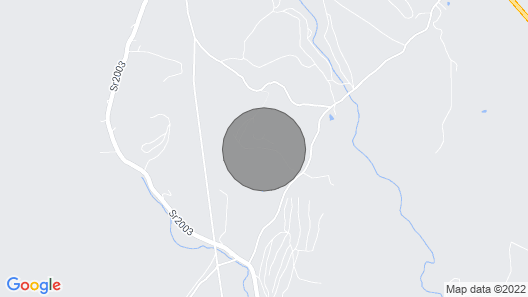 Uber Private, Luxury Cabin Minutes From Downtown Ohiopyle Map