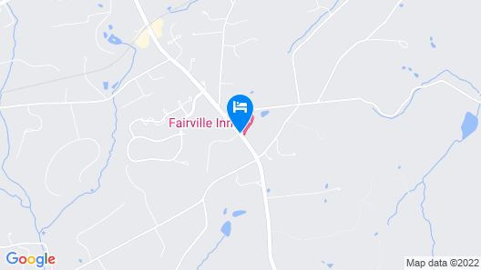 Fairville Inn Map