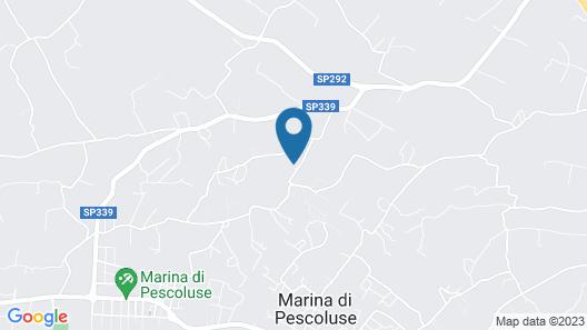Contrada Borgin Map