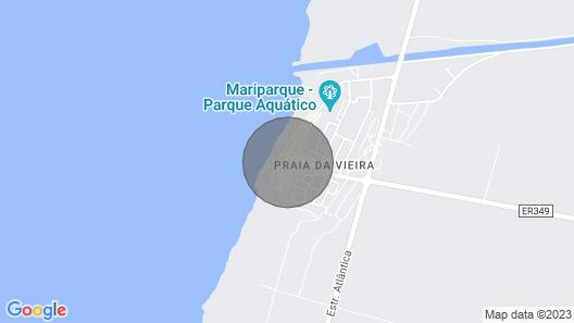 Casa da Praia Hostel Map