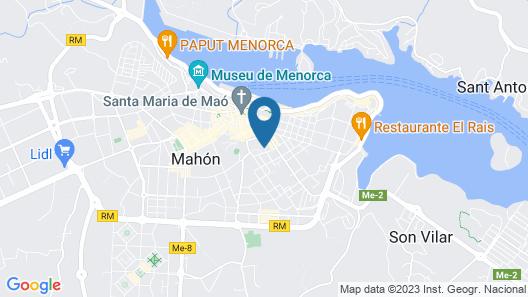 Jardí de ses Bruixes Boutique Hotel Map