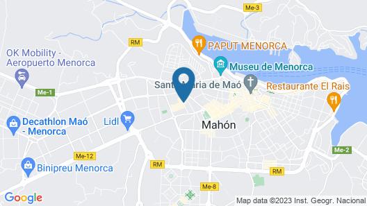 ARTIEM Capri Map