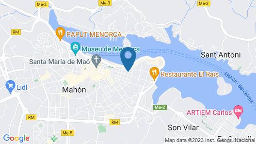Eurohotel Map