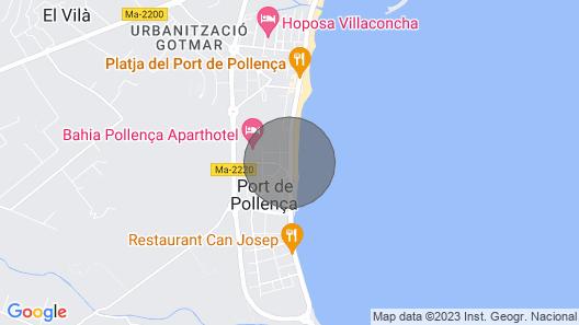 Villa Holland Ref. Pp01 Map