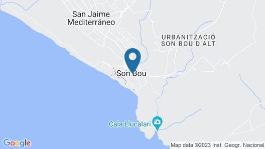 Sol Milanos Pingüinos Map