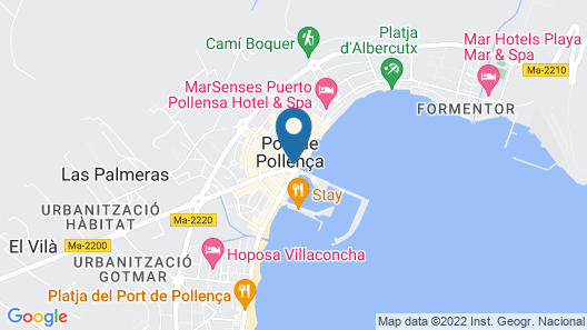 Bocchoris 22 - Apartment for 8 People in Pollensa / Pollen?a Map