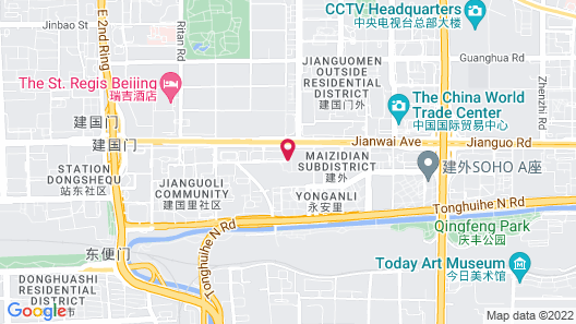 Jinglun Hotel Map
