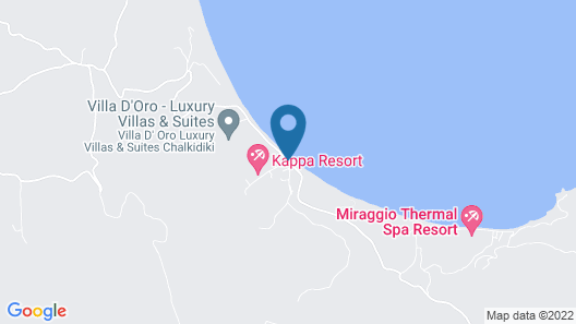 Kappa Resort Map