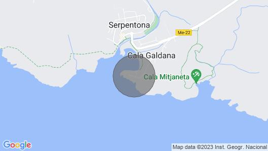 Villa Mascaro Map