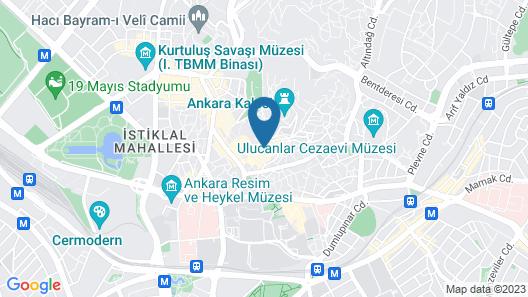 Divan Cukurhan - Boutique Class Map
