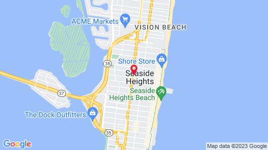 Atlantic Inn Map