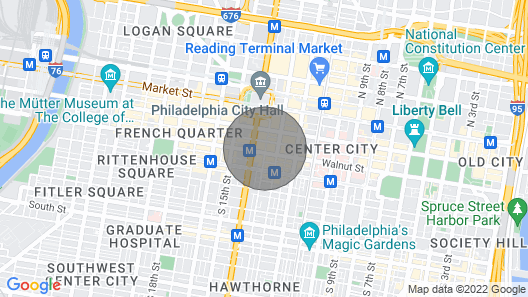 Sonder at The Witherspoon Map