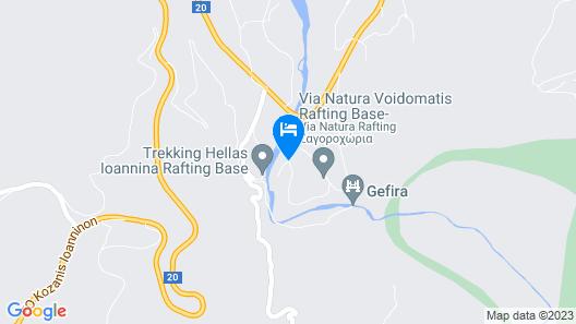 Faraggi Hotel Map