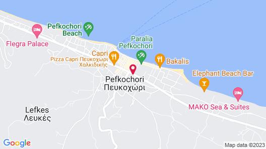Pelli Hotel Map