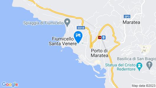 Il Santavenere Map