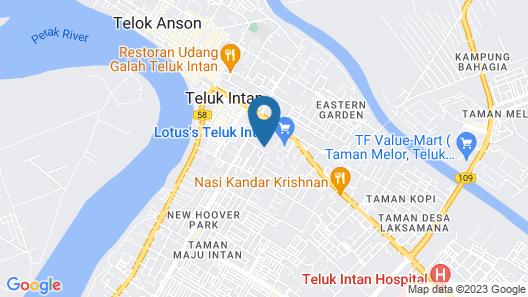 TnT Novelty House Map
