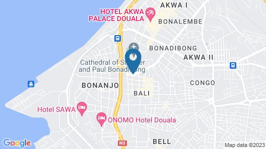 Somatel Hotel Map