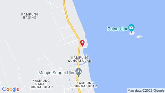Sanctuary Resort Map