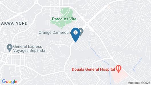 Makepe St Tropez Apartments - Orange Cam Map