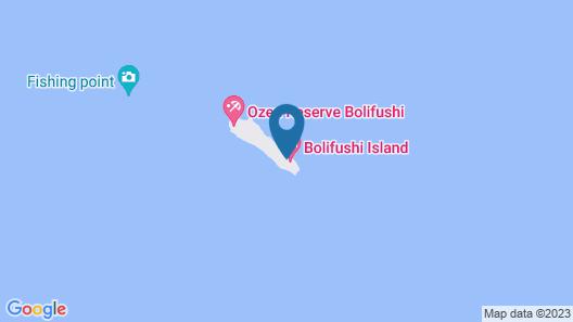 OZEN RESERVE BOLIFUSHI - A Luxury All-Inclusive Resort Map