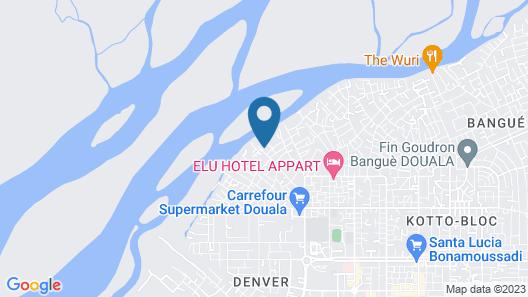 Kemal Hotel Map