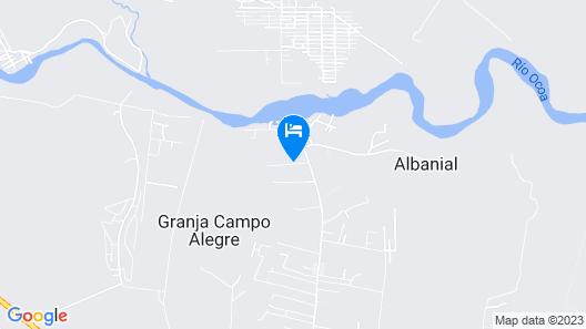 Club Coco y Caña Map