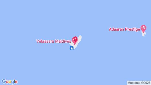 Velassaru Maldives Map