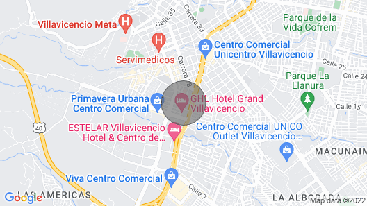 Casa Estudio Map