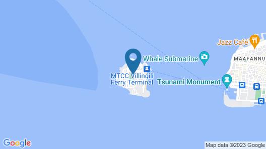 Green Flora Map