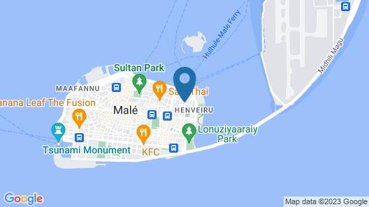 Samann Grand Map