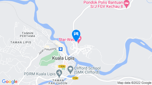 Star Well Hotel Map