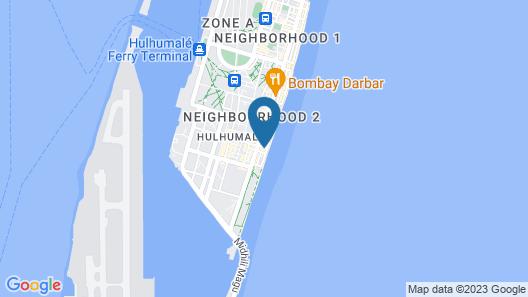 H78 Maldives Map