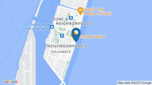 Fern Boquete Inn Map