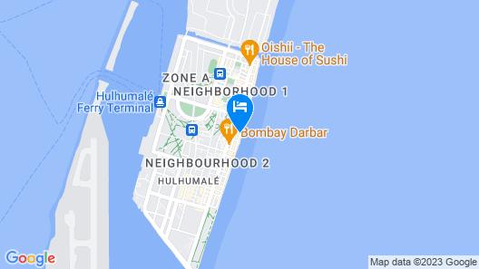 Point Inn Map