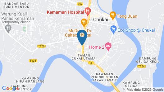 MEHRAM HOTEL Map