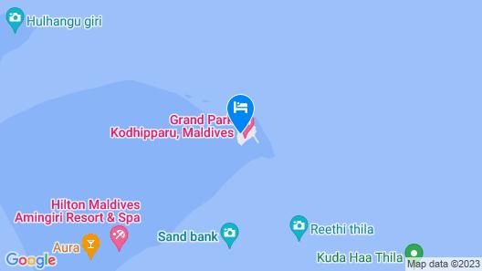 Grand Park Kodhipparu Map