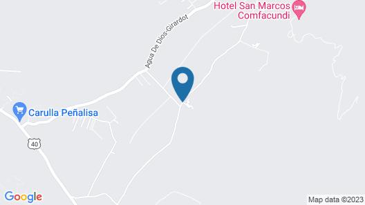 Hotel Paraiso Estudio Map
