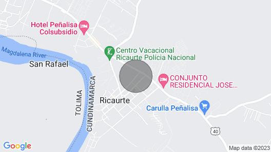 Apartamento con Vista a la Piscina, muy Comodo y Tranquilo Map