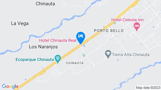 Chinauta Real Map
