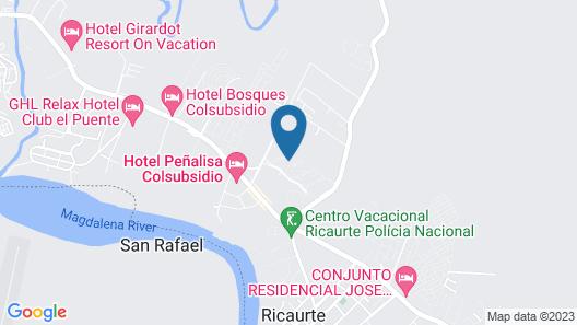 Rosario Map